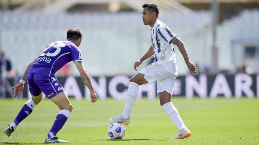 Pitchside view | Matchweek 33 | Fiorentina - Juventus