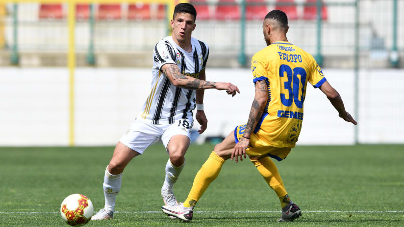 U23 | Serie C - Matchweek 37 | Juventus - Carrarese