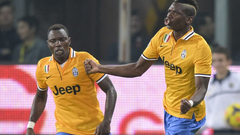 Udinese - Juventus | The success of 2014: 0-2