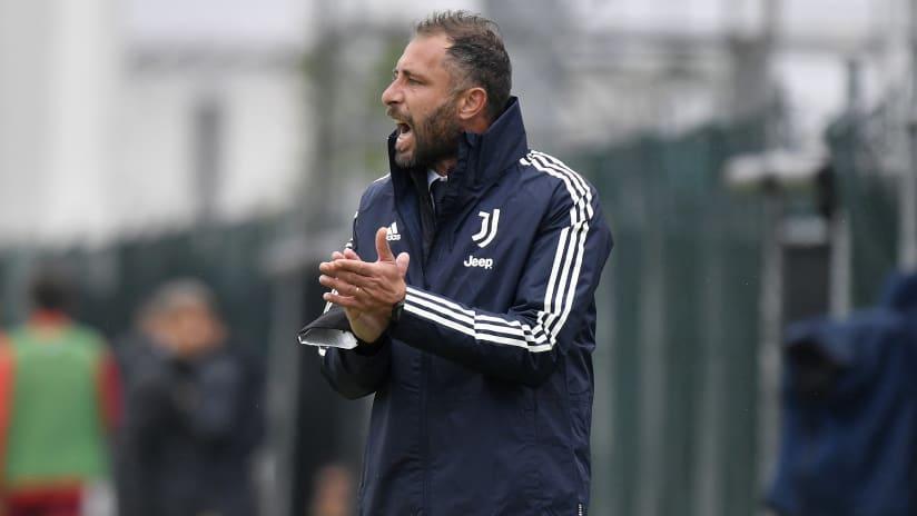 U19 | Juventus - Roma | L'analisi di Mister Bonatti
