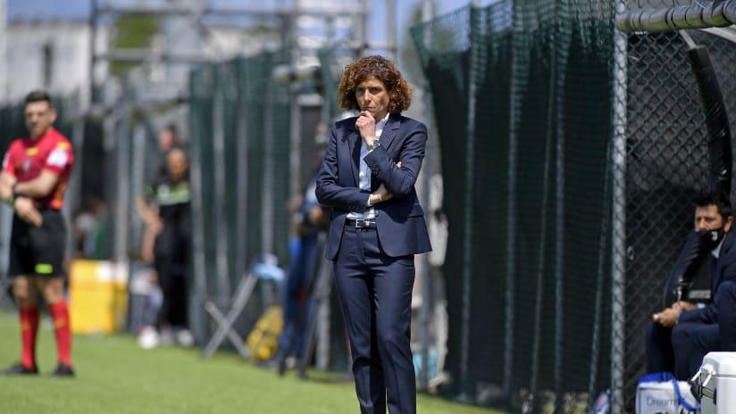 Women | Juventus - Florentia | La soddisfazione di Guarino