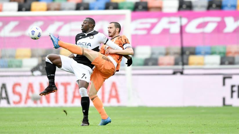 Pitchside view | Matchweek 34 | Udinese - Juventus