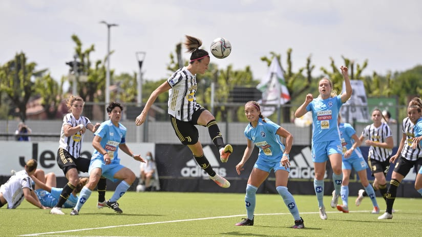 Women | Highlights Serie A | Juventus - Napoli