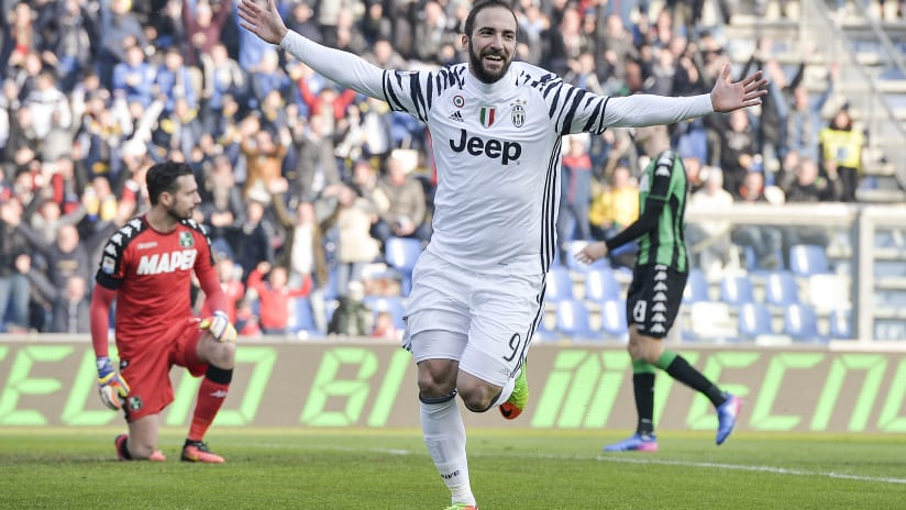 Top 10 Goals | Sassuolo - Juventus