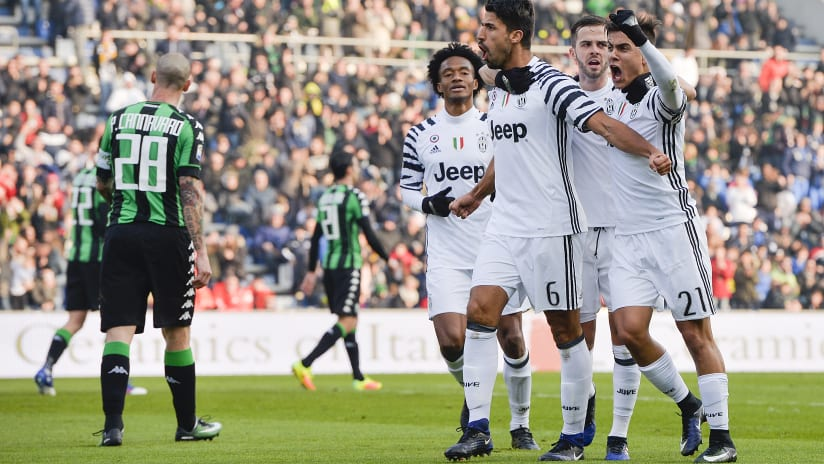 Classic Match Serie A | Sassuolo - Juventus 0-2 16/17