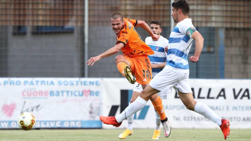 U23 | Serie C - First Round Playoff | Pro Patria - Juventus
