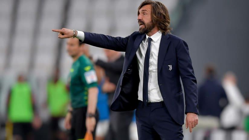 Juventus - Milan | Pirlo's analysis