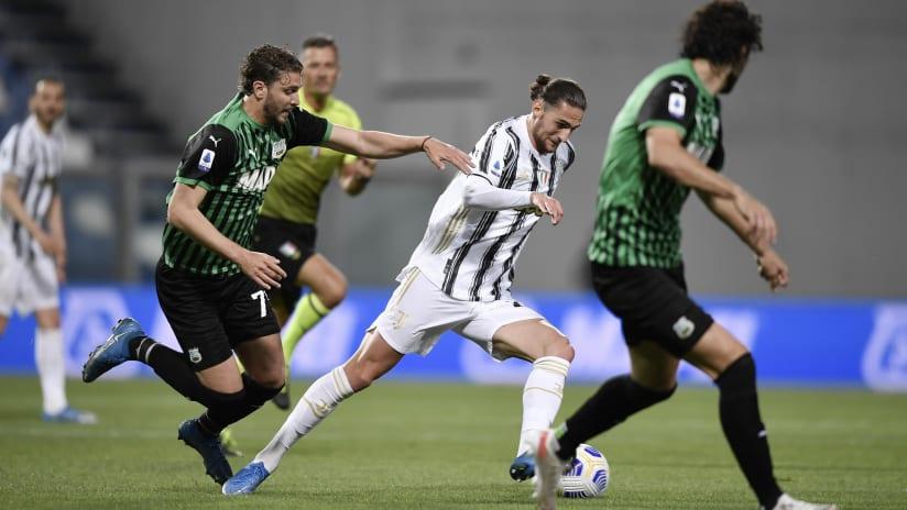 Serie A | Matchweek 36 | Sassuolo - Juventus