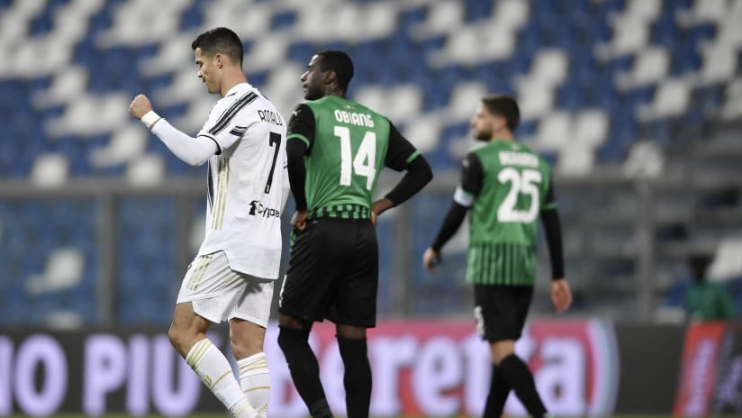 Highlights Serie A | Sassuolo - Juventus