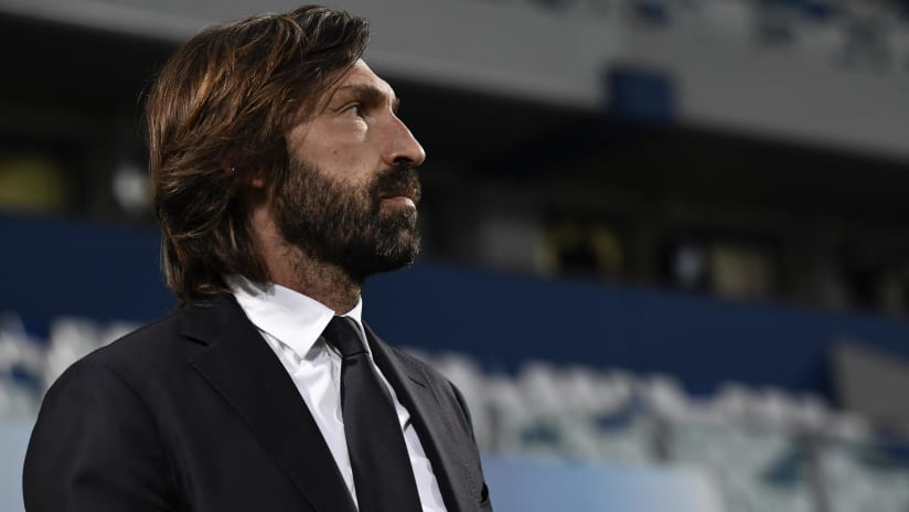 "Sassuolo - Juventus | Pirlo: ""An excellent reaction"""