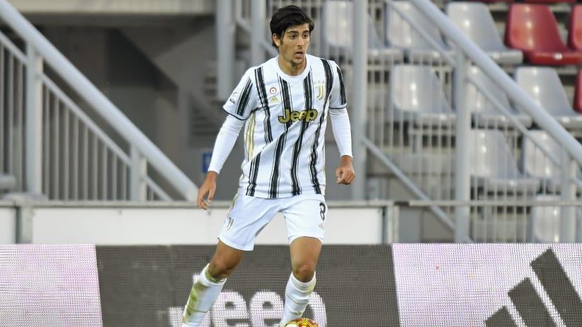 U23 | La carica di Filippo Ranocchia