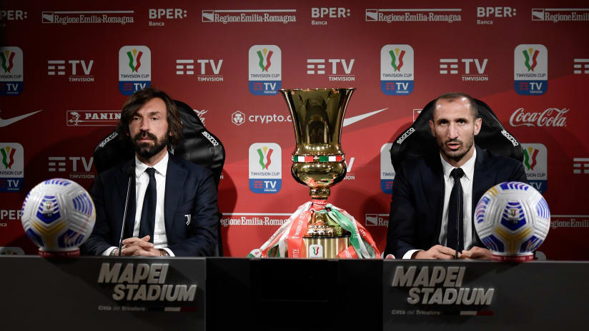 Press Conference | The eve of the Italian Cup final