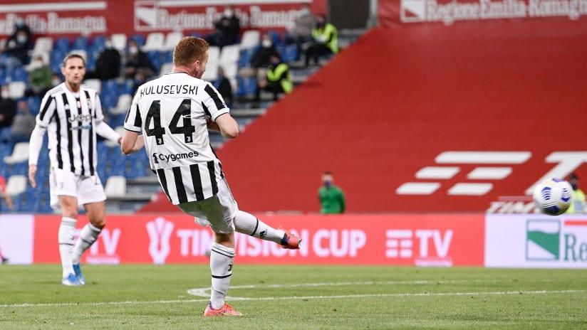 Pitchside view | Coppa Italia | Final | Atalanta - Juventus
