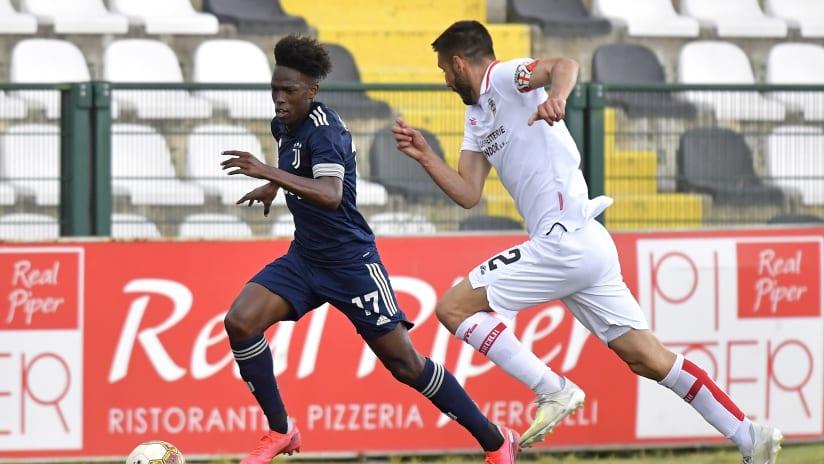 U23 | Serie C - Second Round Playoff | Pro Vercelli - Juventus