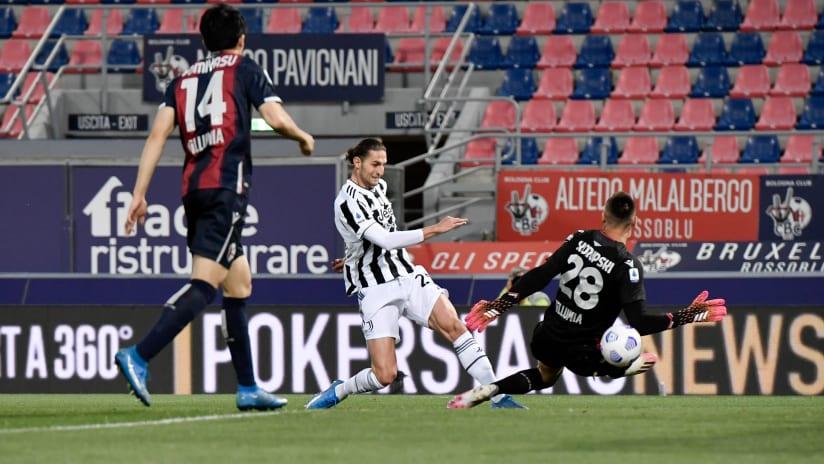 Pitchside view | Matchweek 38 | Bologna - Juventus
