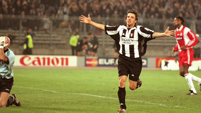 Alessandro Del Piero: goals & skills