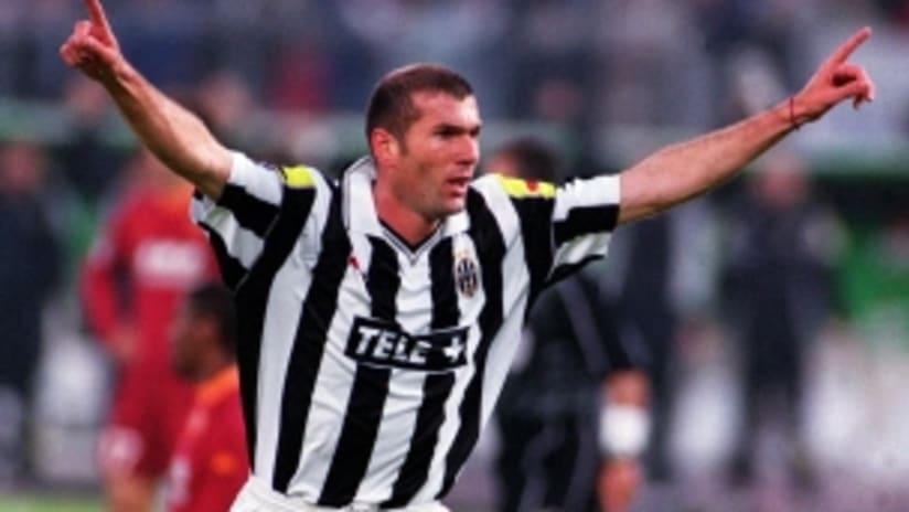 10 reasons to love Zidane