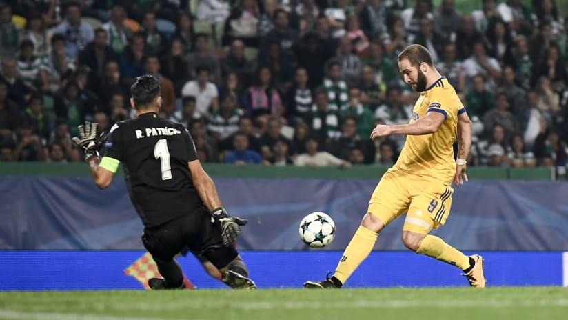 Classic Match UCL | Sporting Lisbon - Juventus 1-1 17/18