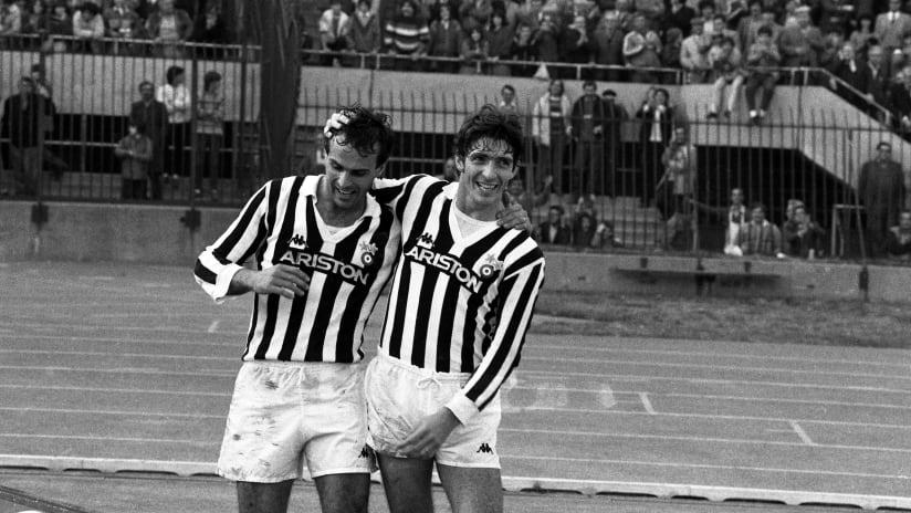 Paolo Rossi, il gol con il sorriso