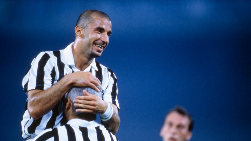 Many Happy Returns, Gianluca Vialli!