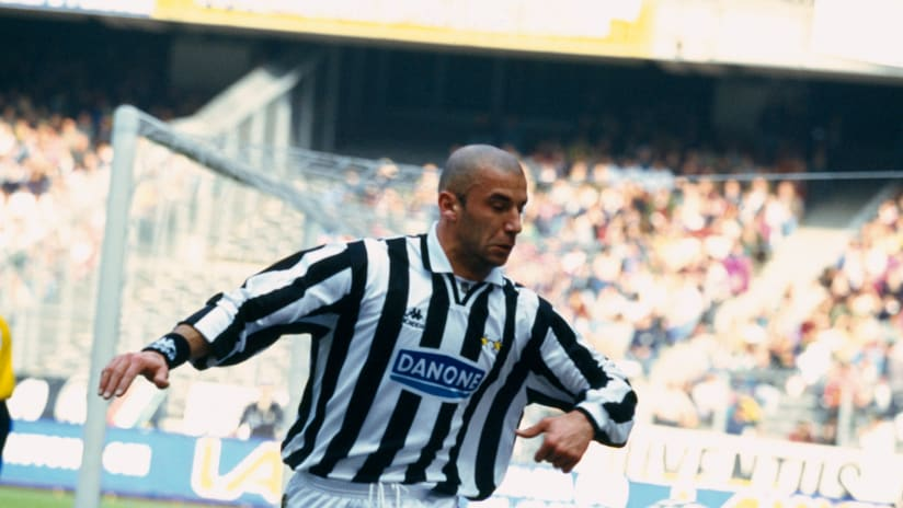 Classic Match Serie A | Juventus - Lazio 6-1 93/94
