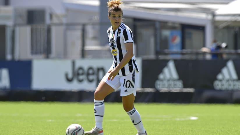 Women   Cristiana Girelli, the Queen of Goals