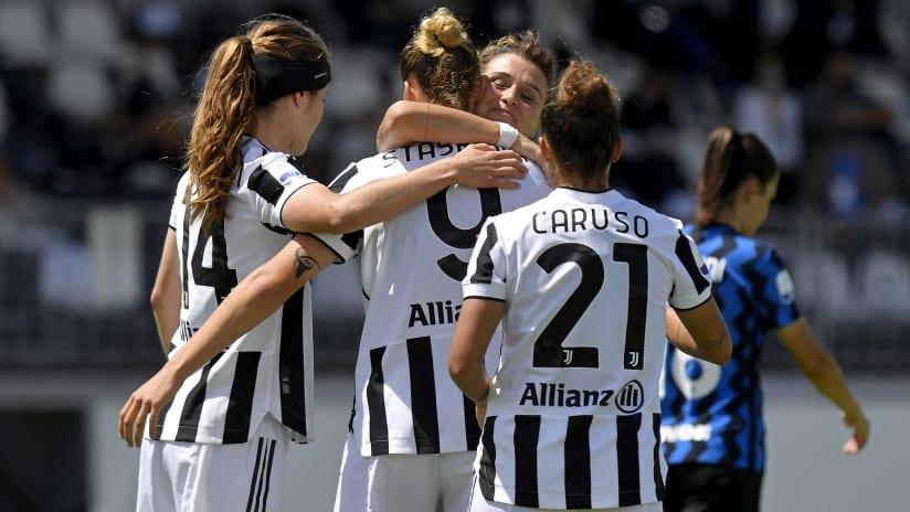 Every Juventus Women's Goal 2020/2021