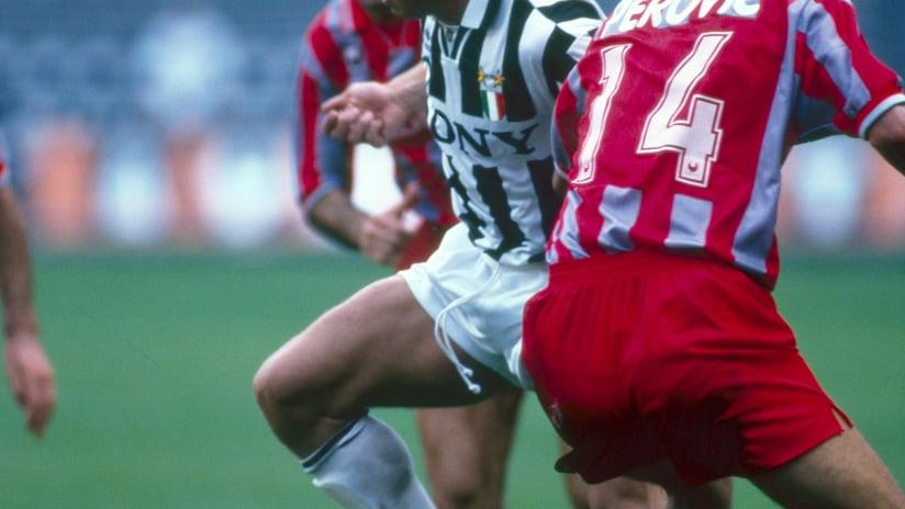 Classic Match Serie A | Juventus - Cremonese 4-1 95/96