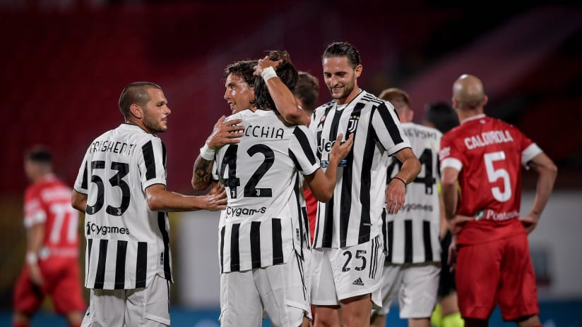 Friendly   Monza - Juventus
