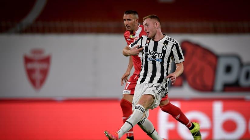 Monza - Juventus   Kulusevski: «Sto imparando tanto»