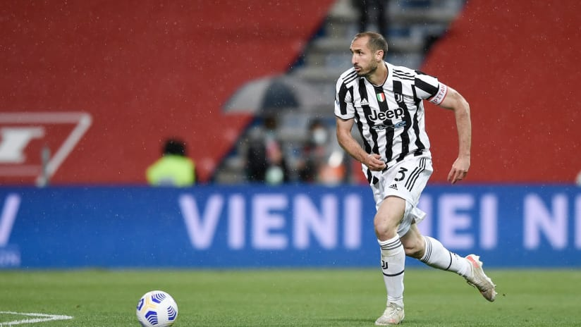 Chiellini and Juve continue their journey until 2023!