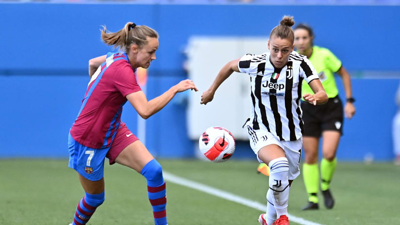 Women | Trofeo Gamper | Barcellona - Juventus