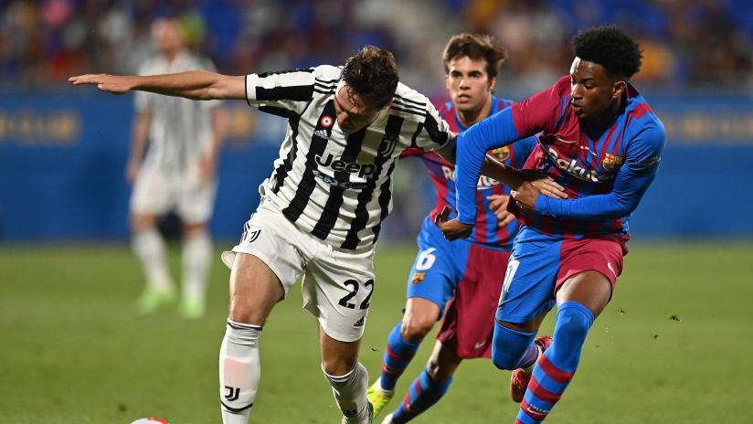 Highlights Gamper Trophy | Barcelona - Juventus