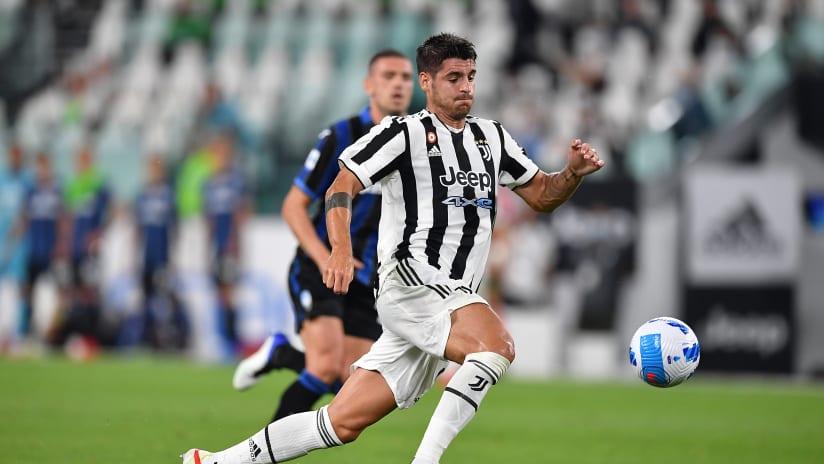 Inside Allianz Stadium | Juventus - Atalanta