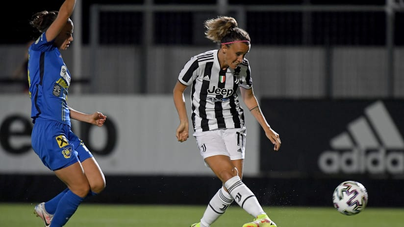 Women | UWCL | St. Polten - Juventus