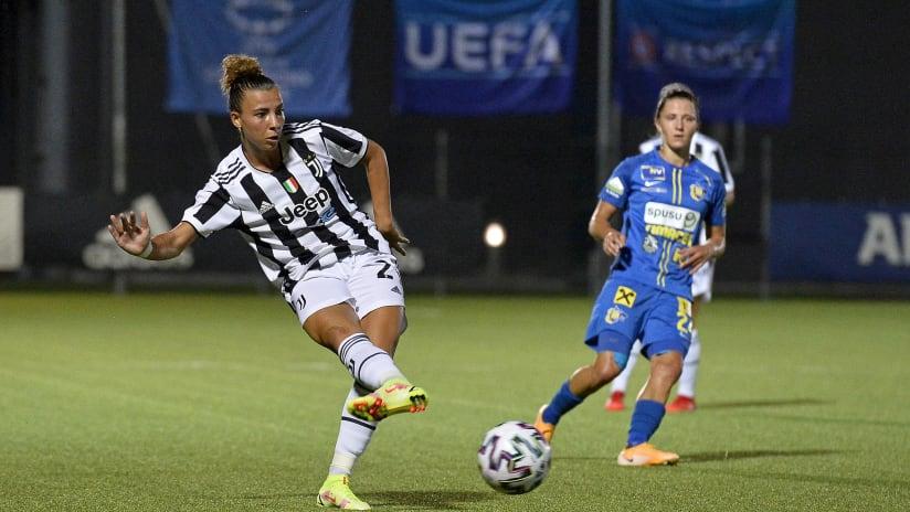 Women | Highlights UWCL | St Polten - Juventus