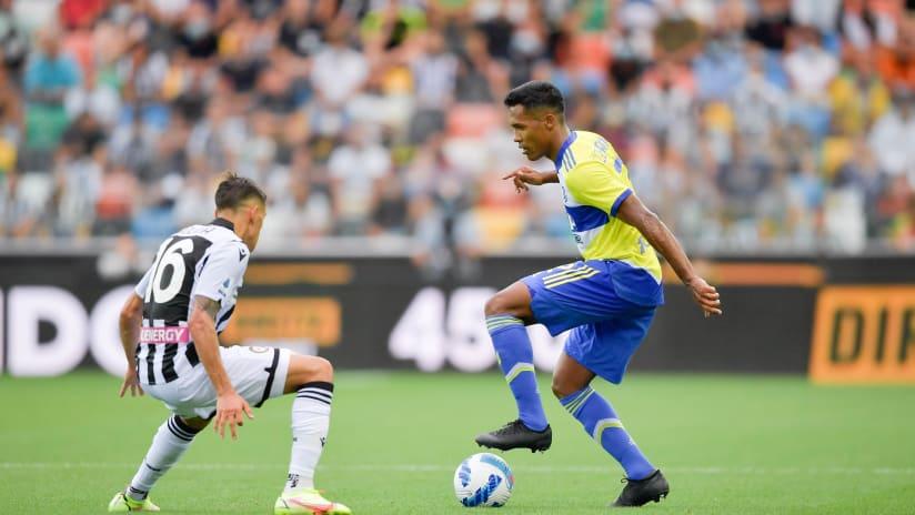Serie A | Giornata 1 | Udinese - Juventus