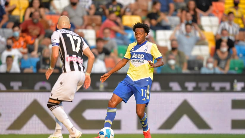 Highlights Serie A | Udinese - Juventus