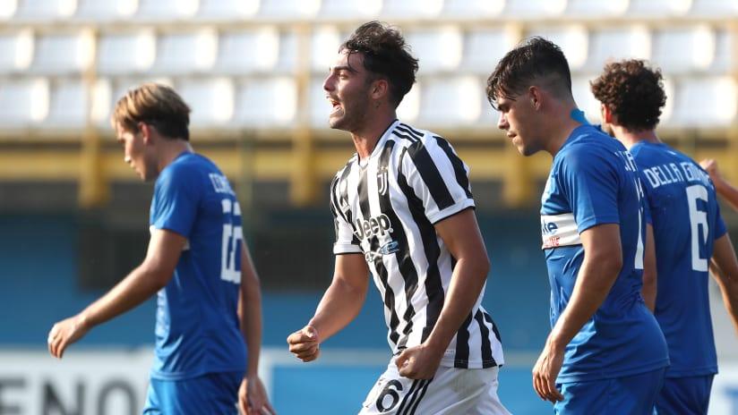 U23 | Alessandro Sersanti, la prima intervista in bianconero!