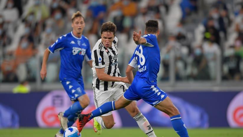 Highlights Serie A | Juventus - Empoli