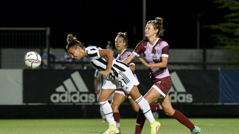 Women | Highlights Serie A | Juventus - Pomigliano