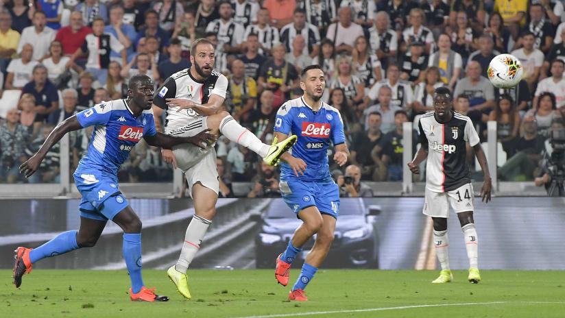 Classic Match Serie A | Juventus - Napoli 4-3 19/20