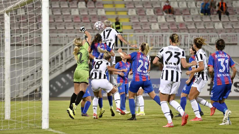 Women | Highlights UWCL | Vllaznia-Juventus