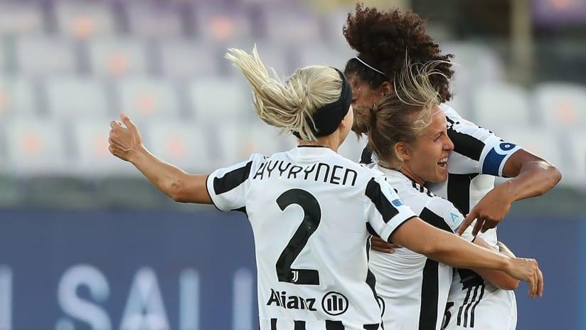 Women | Highlights Serie A | Fiorentina - Juventus