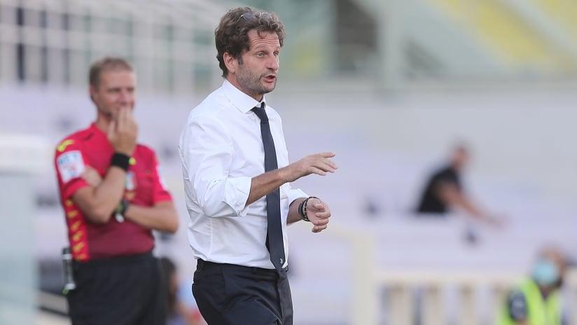 Fiorentina - Juventus Women | Montemurro: «Siamo contenti»