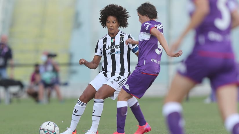 Fiorentina - Juventus Women | Gama: «Stiamo crescendo»