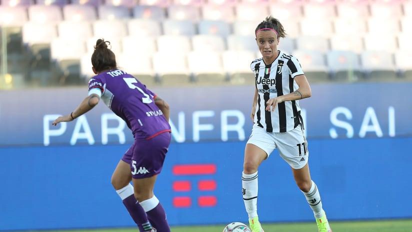 Fiorentina - Juventus Women | Bonansea: «Abbiamo subito poco»
