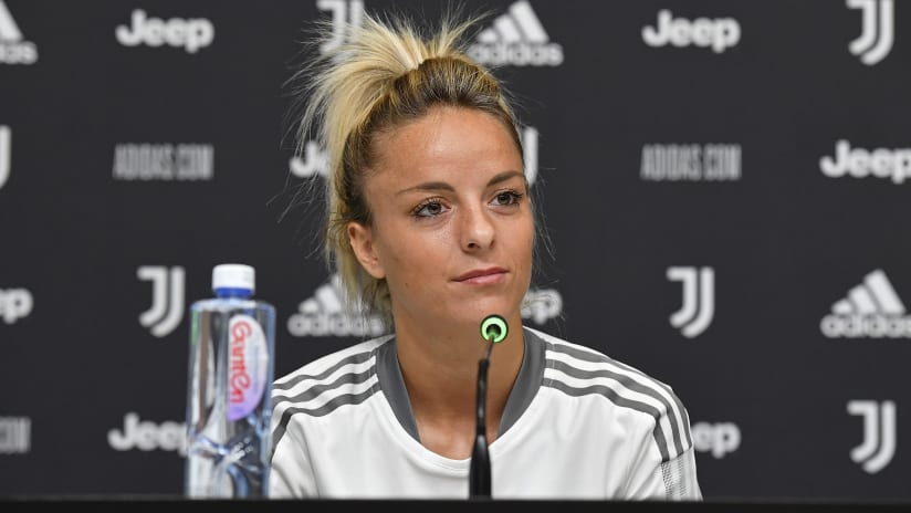 Press Conference | The eve of Juventus Women - Vllaznia