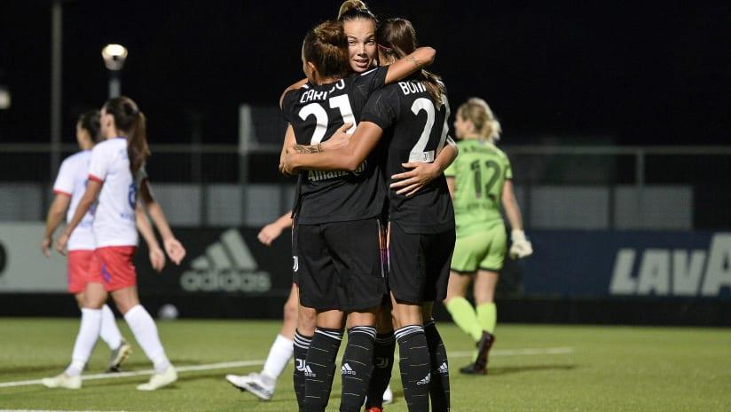 Women | UWCL | Secondo turno - Ritorno | Juventus - Vllaznia