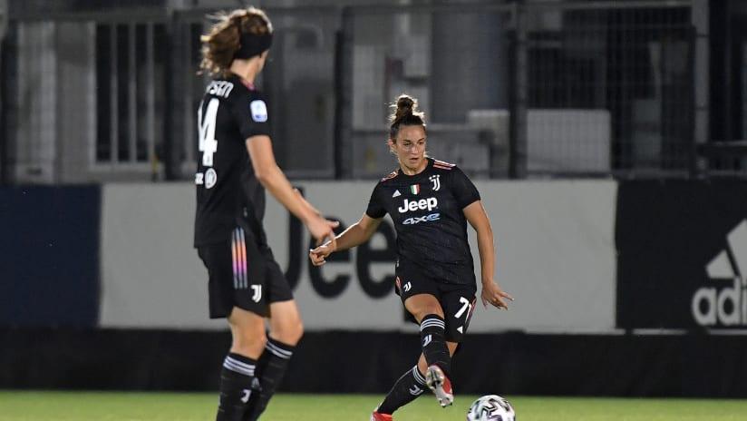 UWCL | Juventus Women - Vllaznia | Lenzini: «Obiettivo centrato!»